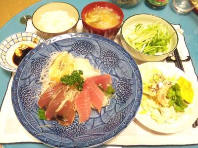 SBSH0211_0303夜-刺身、海老サラダ、水菜、スープ_400.jpg