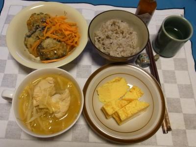 RIMG0128_0215夜-チキンスープ、卵焼き、茄子はさみ揚げ_400.jpg