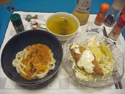 RIMG0018_0718夜-担々麺うどん、白身魚フライサラダ、スープ_400.jpg