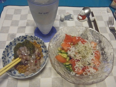 RIMG0018_0806夜-たこわさびとめかぶ納豆、しらすサラダ_400.jpg