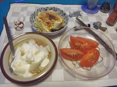 RIMG0011_0812夜-大根ツナヨーグルトサラダ、冷奴、トマト_400.jpg