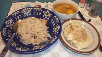 RIMG0008_0227夜-ビーフン、大根サラダ、ボルシチ_400.jpg