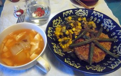 RIMG0039_0216夜-ハンバーグ、豆腐エスニックスープ_400.jpg