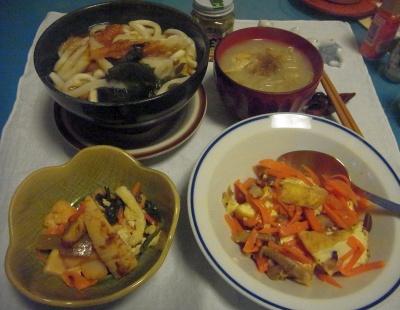 RIMG0015_0223夜-春野菜、厚揚げ炒めもの、うどん、味噌汁_400.jpg