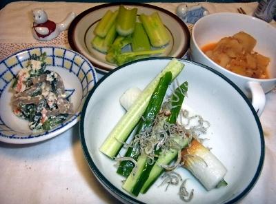 RIMG0003_0622夜-ちくわとキュウリと小女子サラダ、白和、セロリ、トマト煮_400.jpg
