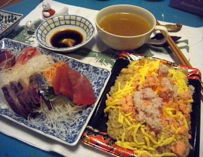 R0011446_0213夜-蟹ちらし寿司、刺し身、スープ_400.jpg