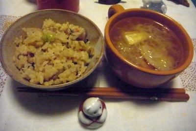 R0014597_0721夜-アサリご飯、キャベツのスープ_400.jpg