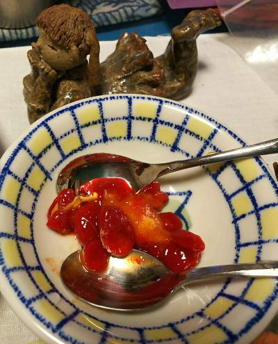 DSC_3211_0712夜-ゴーヤの真っ赤な種、甘くておいしい_400.jpg