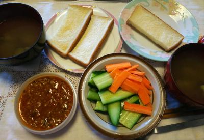 DSC_7360_0621昼-ミートソース、サラダ、トースト、茄子のスープ_400.jpg