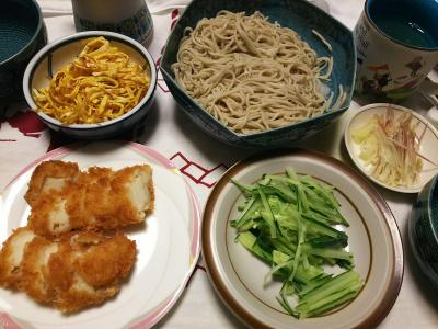 DSC_8204_0817夜-イカフライ、キュウリ、錦糸卵、ミョウガ、流水麺蕎麦_400.jpg