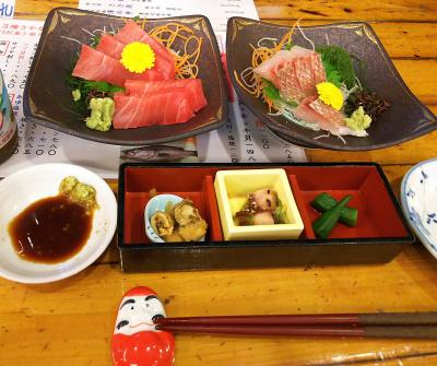 DSC_8560_0913夜・外食-鮪の赤身と鯛の刺身_400.jpg