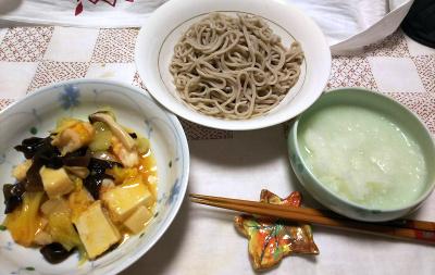 DSC_9610_1121夜-海老ときくらげ中華炒め、おろし蕎麦_400.jpg