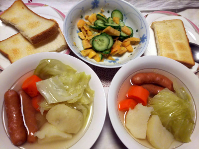 DSC_9647_1126昼-ポトフ、柿ときゅうりのピーナッツサラダ、トースト_400.jpg