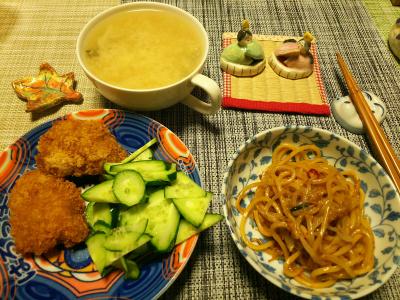 DSC_1755_0229夜-カップ台湾風焼きそば、ヒレカツ、きゅうり、スープ_400.jpg
