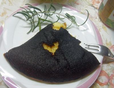 R0022259_0628昼-チーズホットケーキの裏側は真っ黒