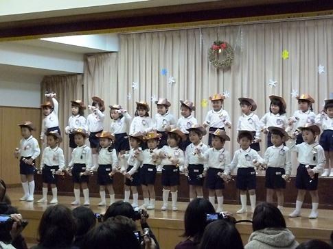 H25クリスマス会すみれ1.jpg