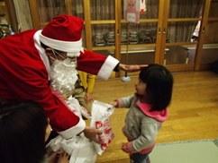 クリスマス会サンタさん.JPG