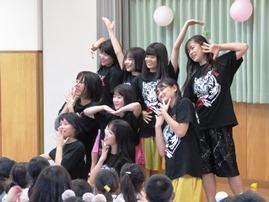 市ヶ尾高校ダンス部3.JPG