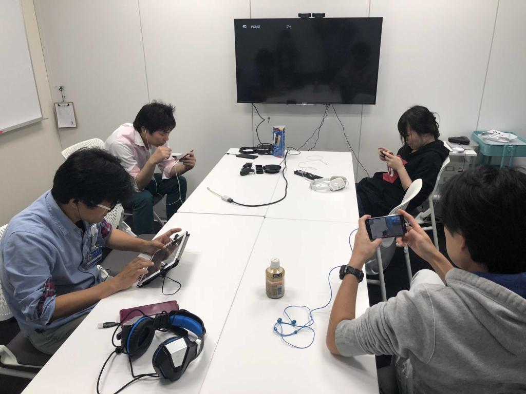 PUBG東京オフィス杯1回目