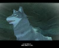 オオカミさん。