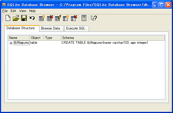 SQLite Database Browser1