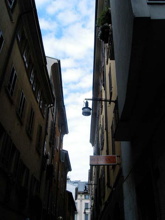 ミラノ街角