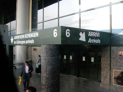 マルペンサ空港