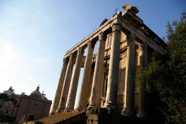 ローマ観光