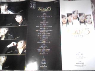 AQUA5コンサート