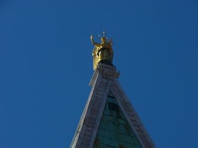 イタリア聖堂屋根