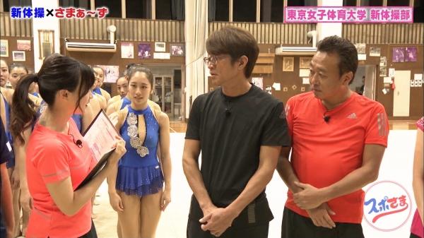 森香澄、新体操で 激しく踊る胸元がエロい!! (12).jpg