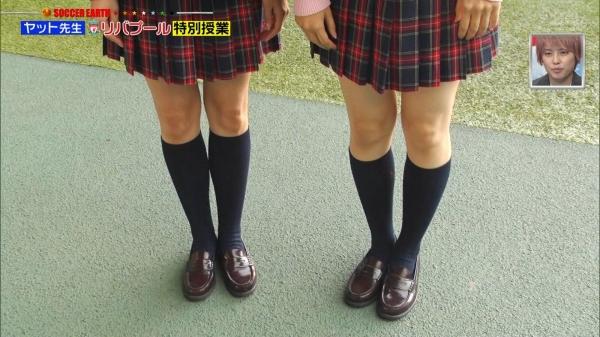 笹崎里菜&佐藤梨那の貴重なJKルック!! (1).jpg