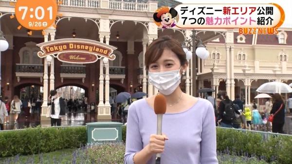久慈暁子、ニット&Tシャツでエロかわ食レポ!! (10).jpg