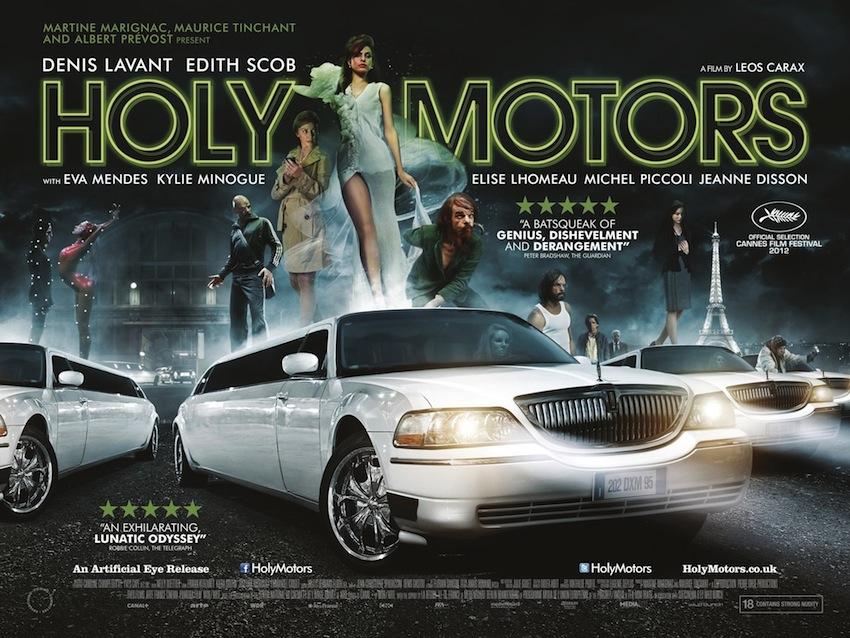 ホーリー・モーターズ/Holy Mot...
