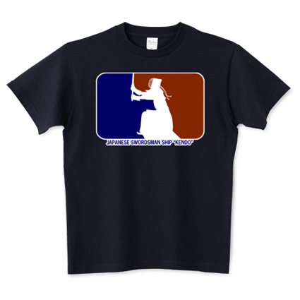 KENDO T-SHIRTS (navy)