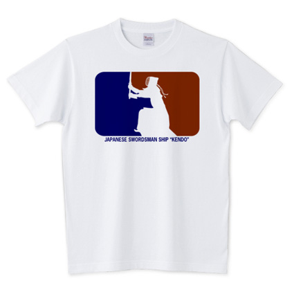 KENDO T-SHIRTS (white)