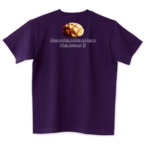 メロンパンTシャツ バックプリント
