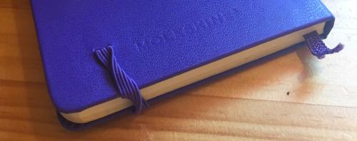 モレスキンノートブック