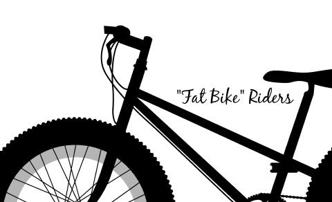 fatbike riders 詳細