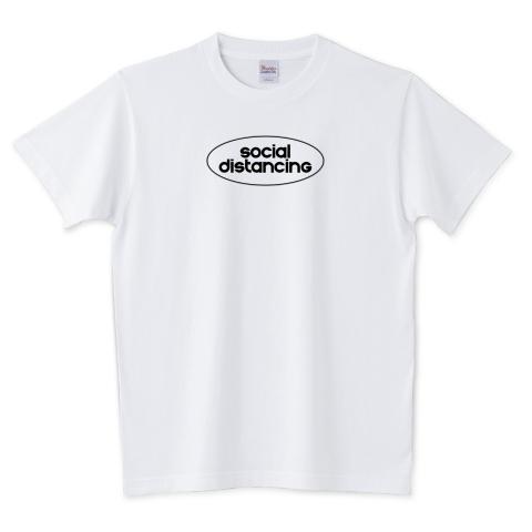 STOPコーンおじさん Tシャツ(前面)
