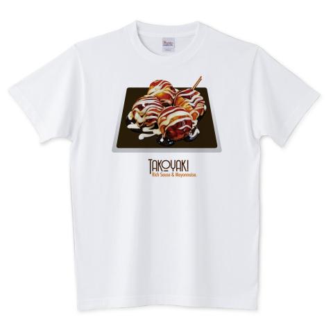 たこ焼き Tシャツ