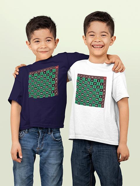 九九ミラー Tシャツ 着用イメージ