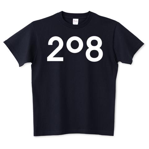208Tシャツ