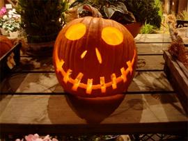 ハロかぼちゃ