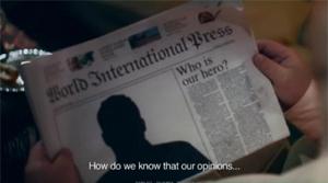 新聞記事にも…