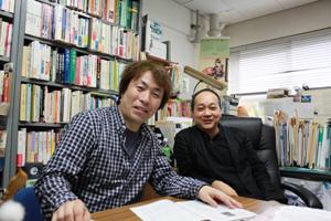 小田島さん&大西さん