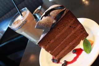 InterFM cake
