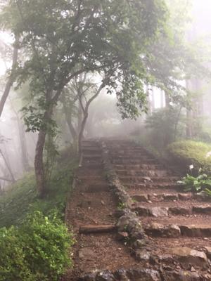日の出山〜御岳山
