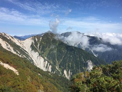 高瀬ダム登山口