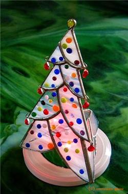ミニ・クリスマスツリー